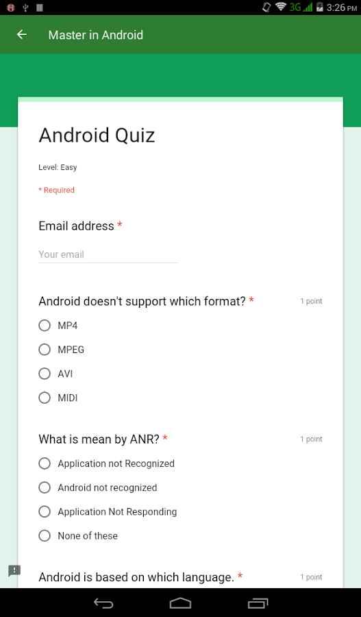 دانلود Master in Android Full 2.3 - آموزش جامع و کامل برنامه نویسی اندروید