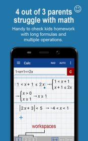 Math + Graphing Calculator PRO