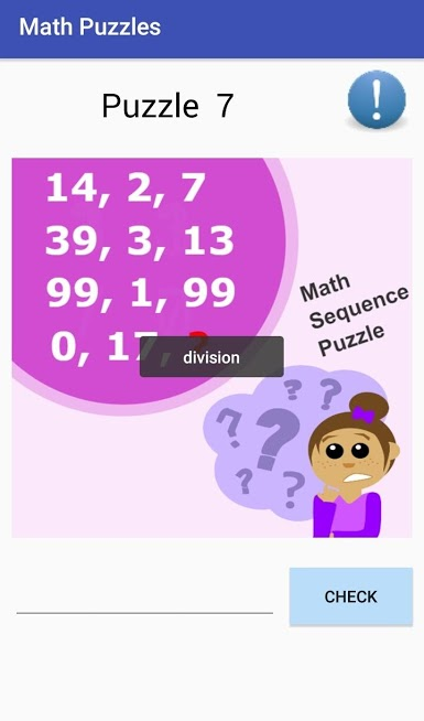 دانلود Math Puzzles PRO 2018 1.1 - بازی پازل و فکری