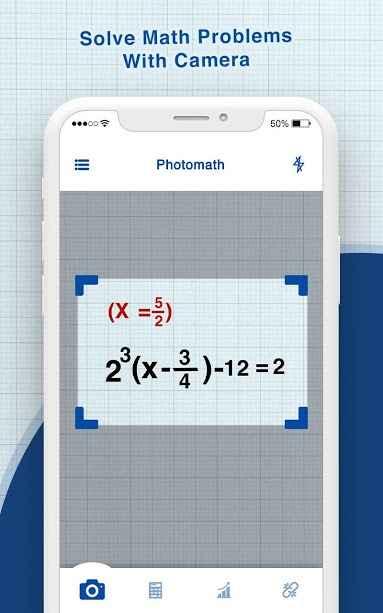 Math Scanner By Photo -Solve My Math Problem