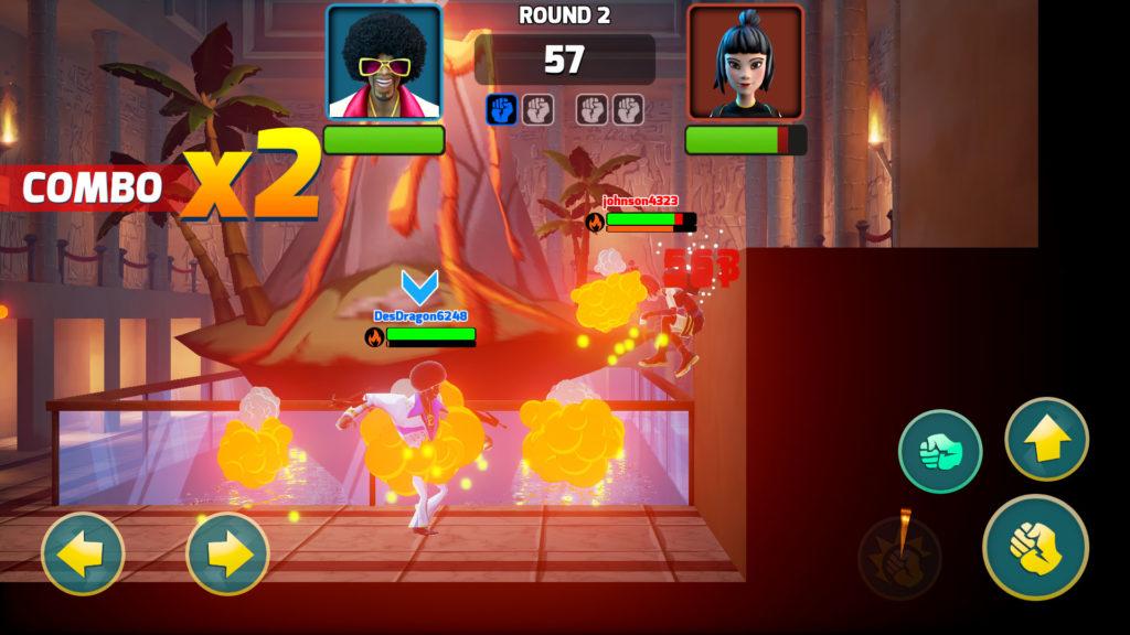 دانلود Mayhem Combat - Fighting Game 1.5.5 - بازی اکشن