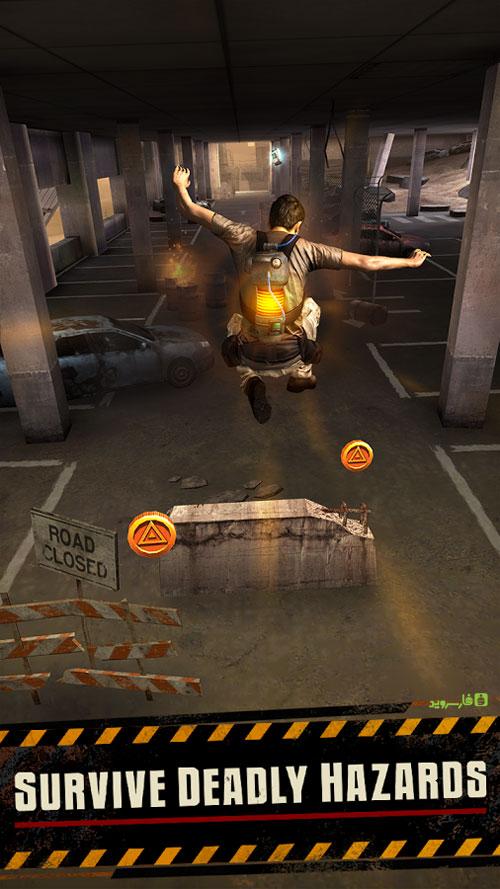 دانلود Maze Runner: The Scorch Trials 1.0.13 - بازی فوق العاده
