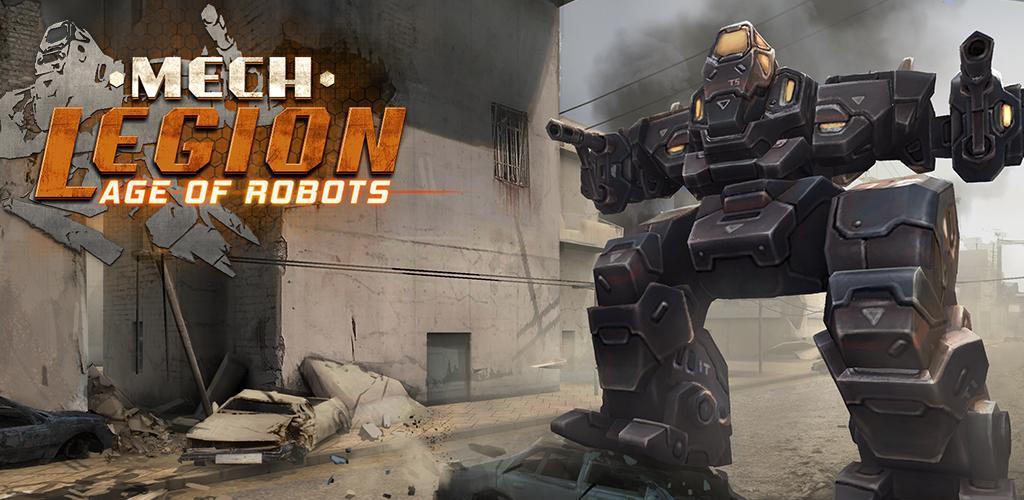 Mech Legion: Age of Robots