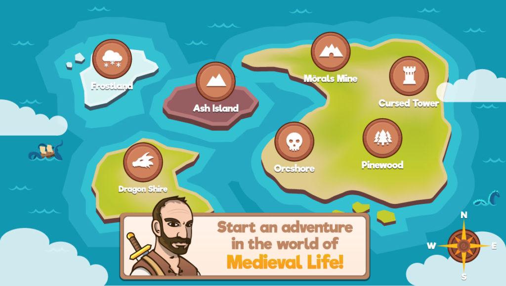 دانلود Medieval Life 2.02 - بازی جالب