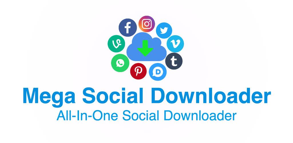 Mega-Social-Media-Downloader