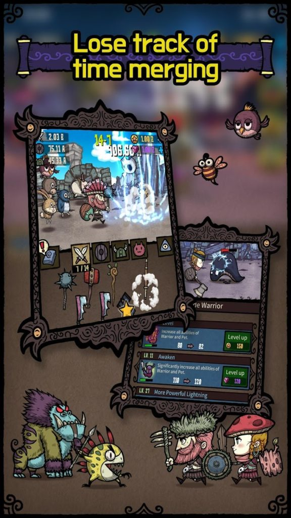 دانلود Merge Star : Adventure of a Merge Hero 2.5.1 - بازی ماجراجویی خاص و جالب