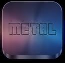Metal (APEX/NOVA/GO/ADW THEME) Android