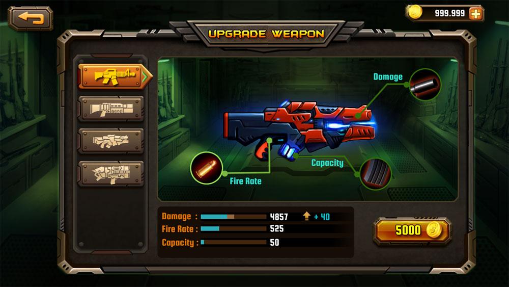 دانلود Metal Squad 1.6.4 - بازی اکشن سرباز آهنی اندروید + مود