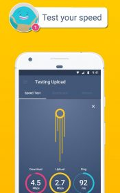 Meteor - App Speed Test
