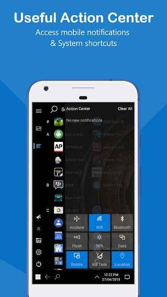دانلود Metro Style Win 10 Launcher Full 2.0 - لانچر هم سبک ویندوز ده برای اندروید !