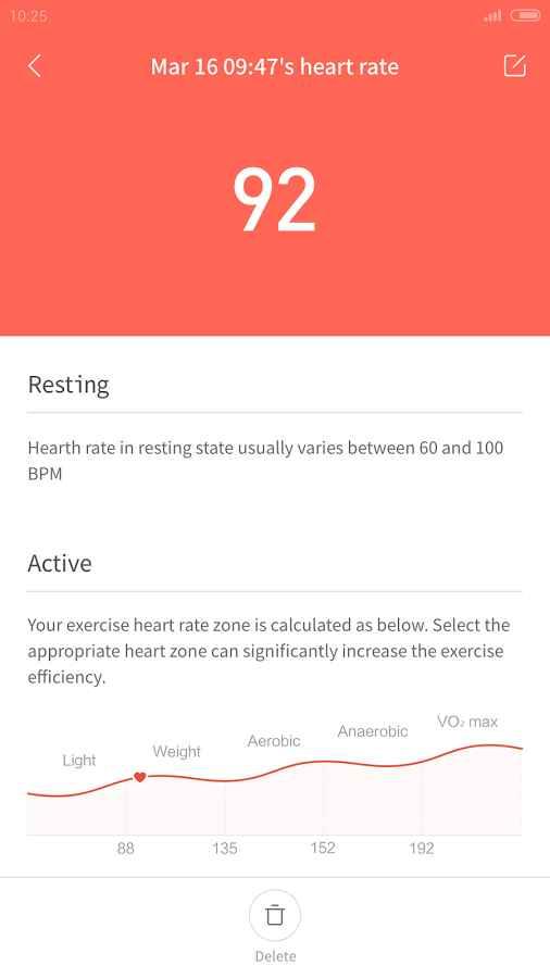 دانلود Mi Fit 4.0.7 - برنامه تجزیه و تحلیل فعالیت ها ورزشی اندروید