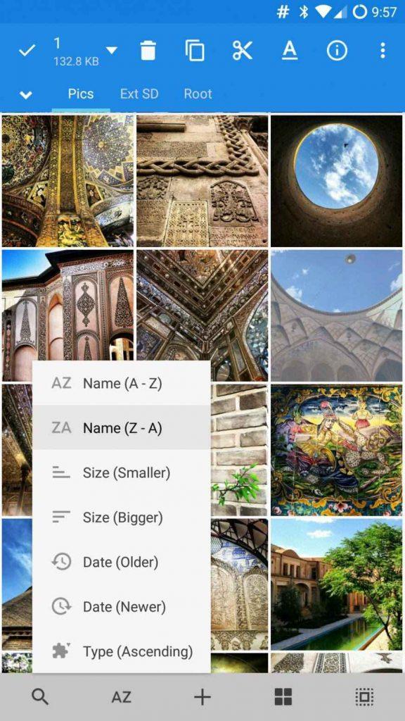 دانلود MiXplorer 6.38.0 B19062310 - پر امکانات ترین و جالب ترین فایل منیجر اندروید + پلاگین ها + Silver