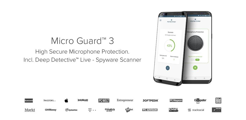 Micro Guard 3 PRO - Microphone Blocker Full