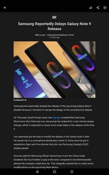 دانلود Microsoft News 19.095.03 - برنامه اخبار جهانی مایکروسافت مخصوص اندروید !