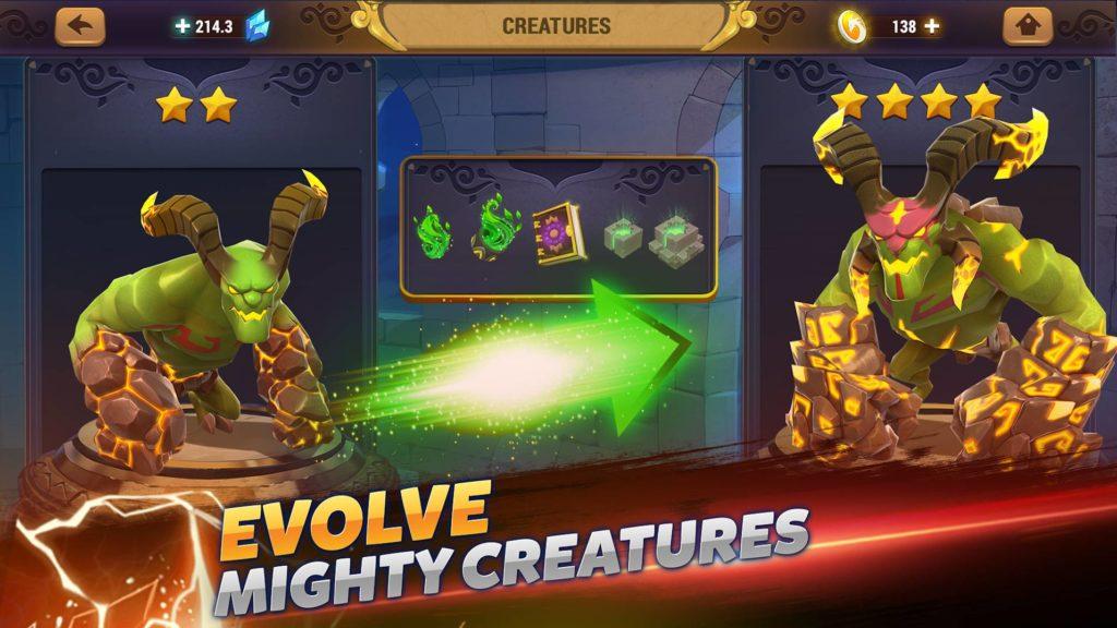 دانلود Might & Magic: Elemental Guardians 2.80 - بازی نقش آفرینی