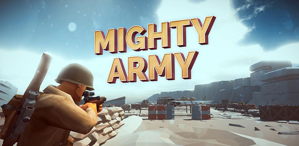 Mighty Army: World War 2
