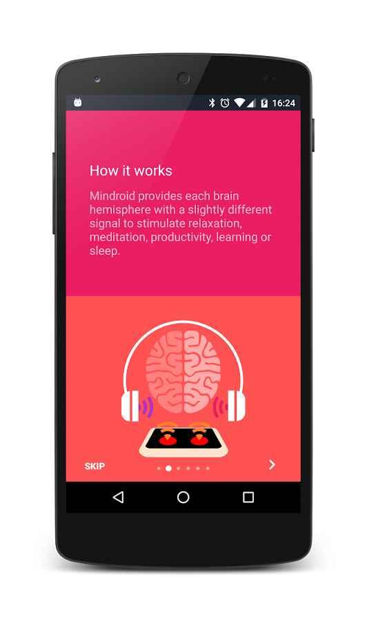 دانلود Mindroid Pro 4.3 B118 - برنامه جالب و محبوب صدا درمانی اندروید !