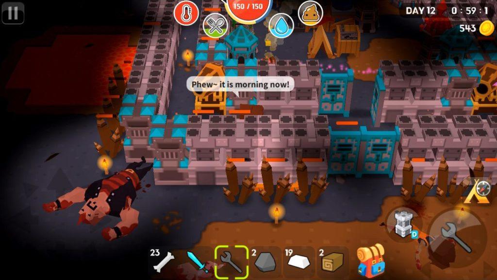 دانلود Mine Survival 2.1.7 - بازی ماجراجویی