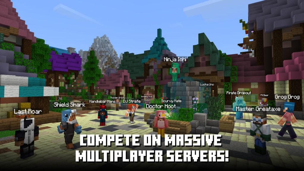 دانلود Minecraft 1.13.0.18 - بازی محبوب و پرطرفدار ماینکرافت اندروید + مود