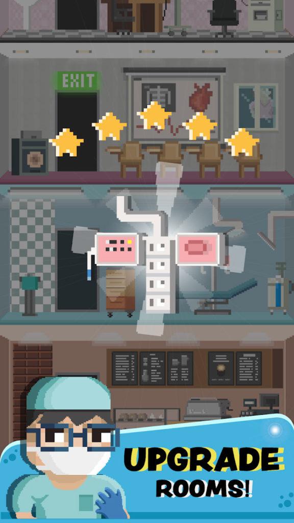 دانلود Mini Hospital 1.1.9 - بازی شبیه ساز جالب