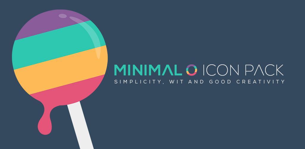 Minimal O - Icon Pack