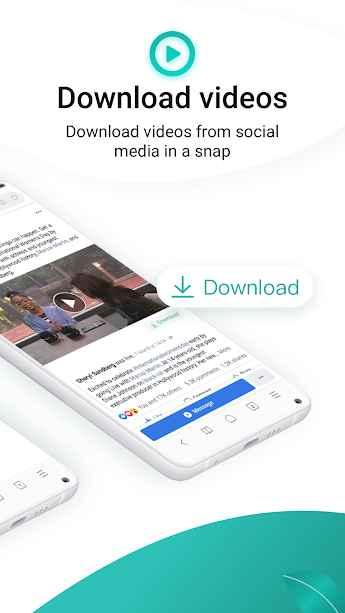 دانلود Mint Browser - Video download, Fast, Light, Secure 3.3.1 - مرورگر اینترنت اصلی و رسمی شیائومی مخصوص دستگاه های اندروید!