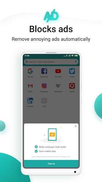 دانلود Mint Browser - Video download, Fast, Light, Secure 3.1.4 - مرورگر اینترنت اصلی و رسمی شیائومی مخصوص دستگاه های اندروید!