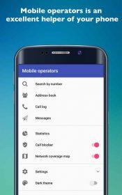 Mobile operators PRO