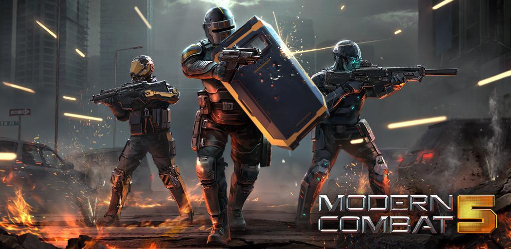 Modern Combat 5 - مدرن کامبت 5