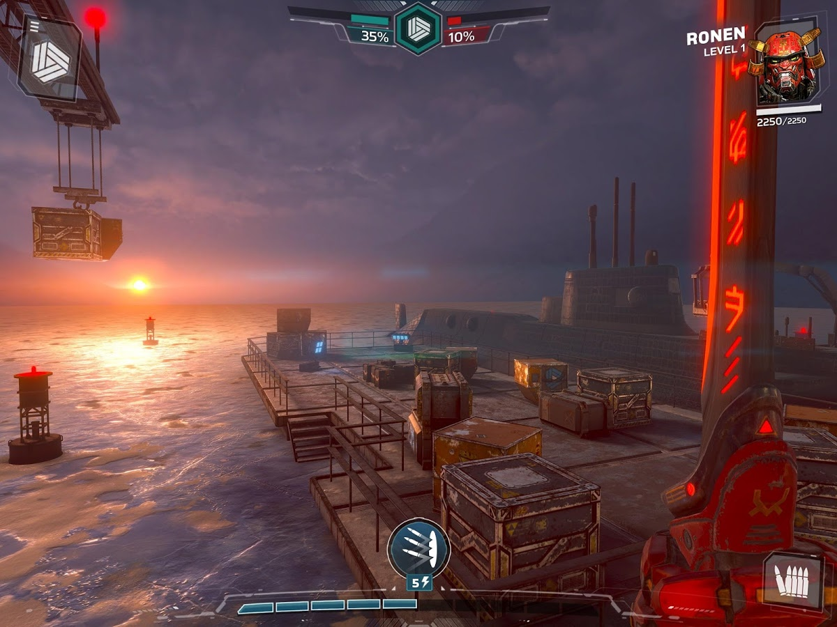 دانلود Modern Combat Versus 1.4.23 - بازی اکشن