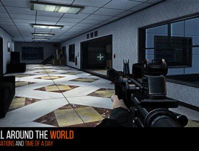 Modern Strike Online Android Games