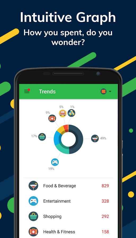 دانلود Money Lover: Budget Planner, Expense Tracker Full 3.8.68.2019011808 - برنامه ردیاب و مدیریت هزینه شخصی اندروید