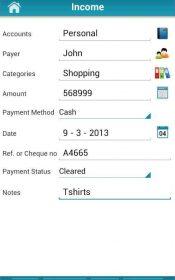 Money Tracker - Expense Budget