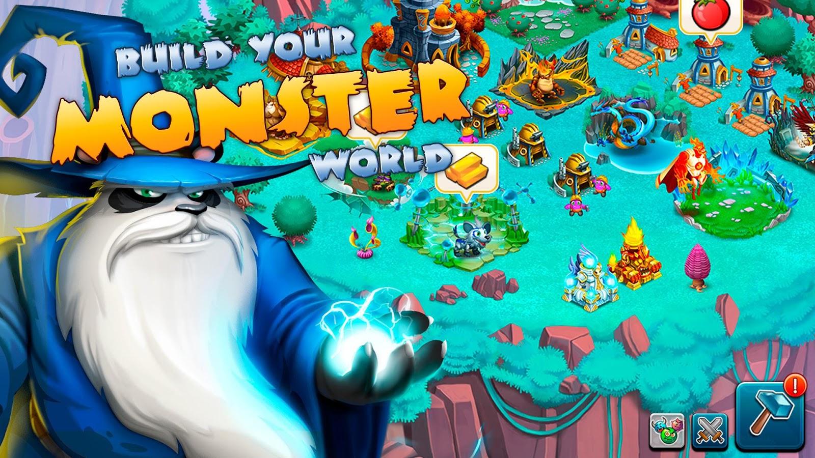 Monster Legends - RPG