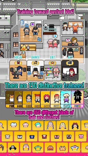 دانلود Monthly Idol 6.84 - بازی شبیه سازی