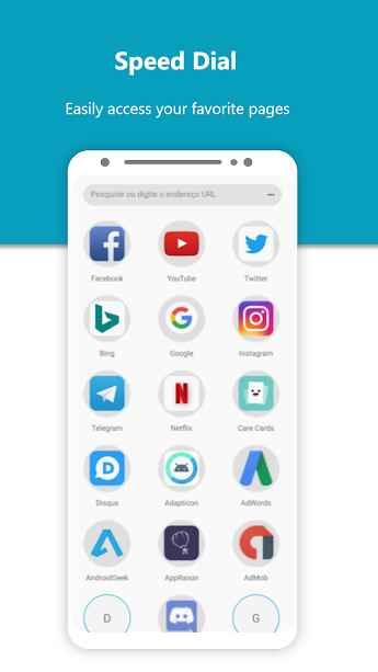 دانلود Monument Browser AdBlocker & Fast Downloads Full 1.0.271 - مرورگر اینترنتی سریع و ویژه مامنت اندروید !