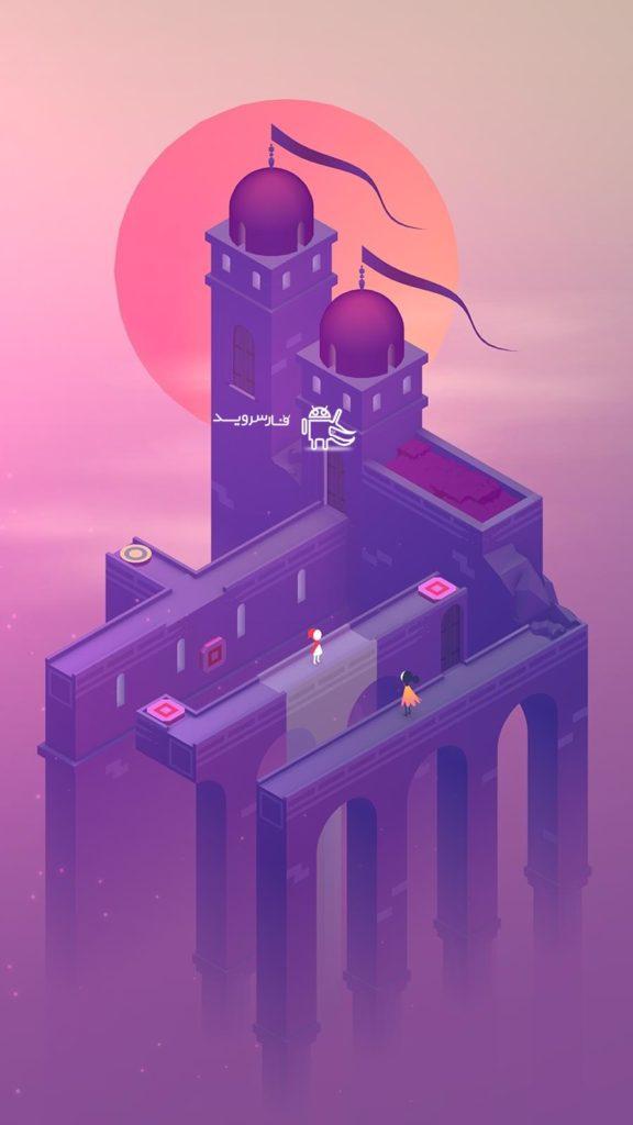 دانلود Monument Valley 2 1.2.9 - بازی پازل خارق العاده