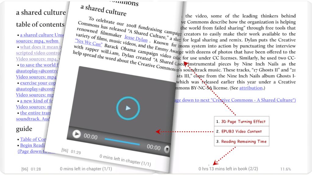 دانلود Moon+ Reader Pro 5.2.4 B-502042 - برنامه کتابخوان مون ریدر اندروید + مود + لایت