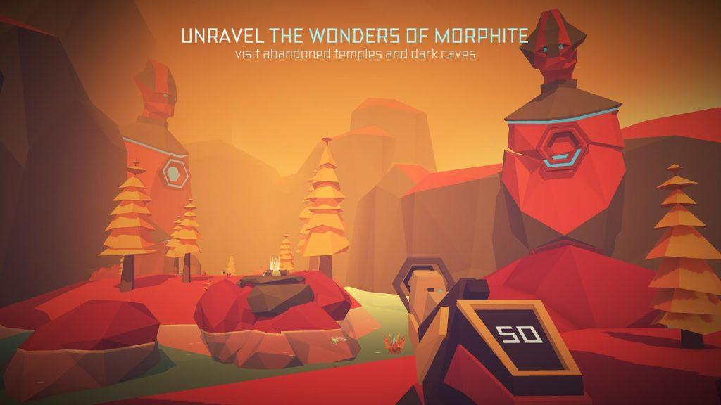 دانلود Morphite 1.53 - بازی ماجراجویی