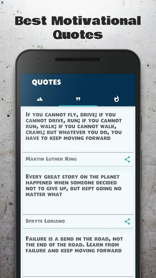 دانلود Motivation 365 5.6 - مجموعه والپیپر های انگیزشی اندروید !