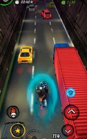 Moto Racing 2: Burning Asphalt Android Games