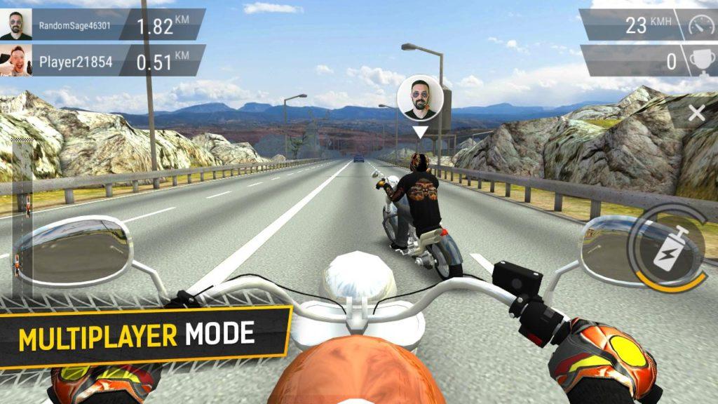 دانلود Moto Racing: Multiplayer 1.5.7 - بازی موتورسواری عالی اندروید + مود