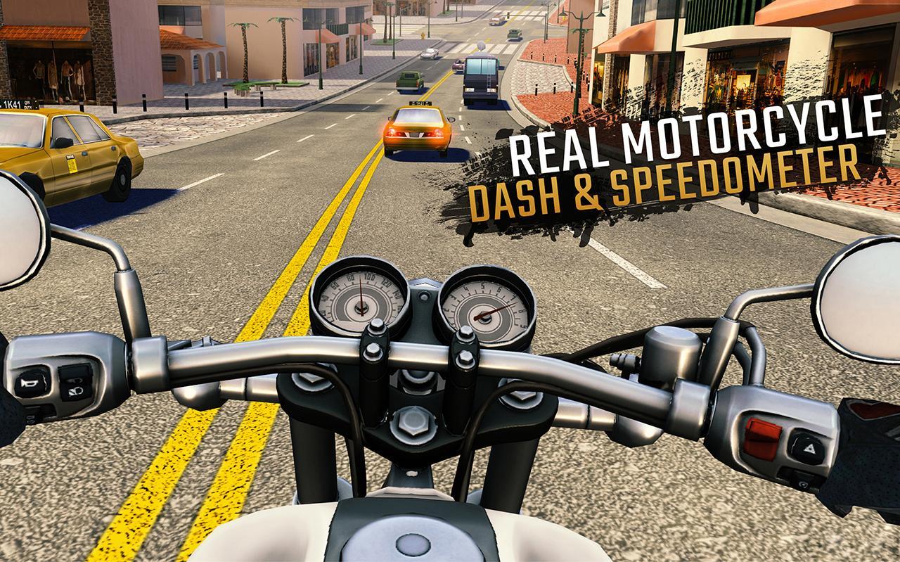 Moto Rider GO: Highway Traffic