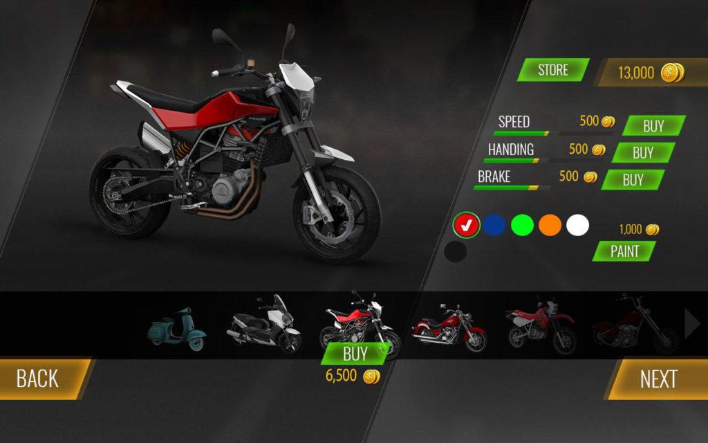 دانلود Moto Traffic Race 2 1.16.02 - بازی موتورسواری در ترافیک 2 اندروید + مود