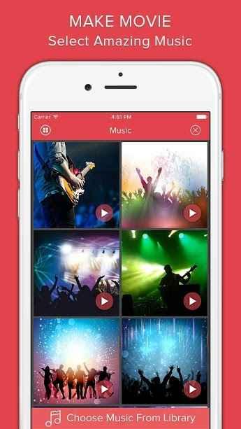 دانلود Movie Maker - Photo Video Maker With Music PRO 1.10 - برنامه ساخت ویدئو همراه موزیک اندروید !