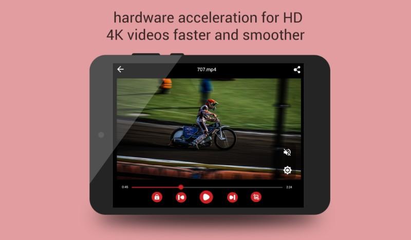 دانلود Mplayer Pro for Android 1.1 - پلیر فایل های صوتی و تصویری اندروید