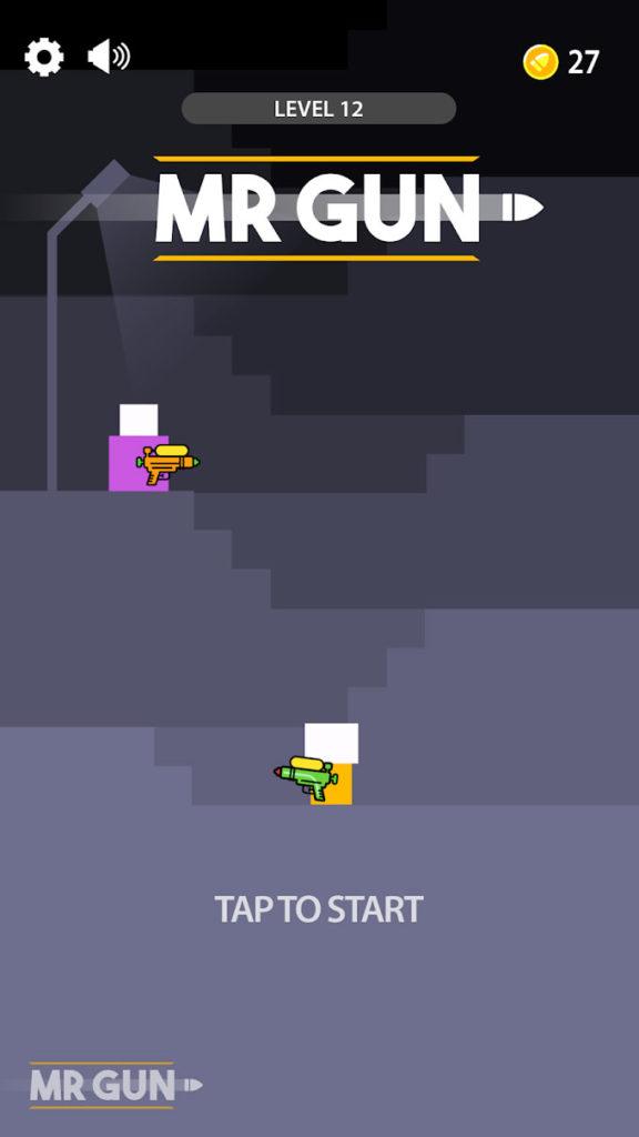 دانلود Mr Gun 1.5.4 - بازی ساده، محبوب و اعتیادآور آقای تفنگدار اندروید + مود