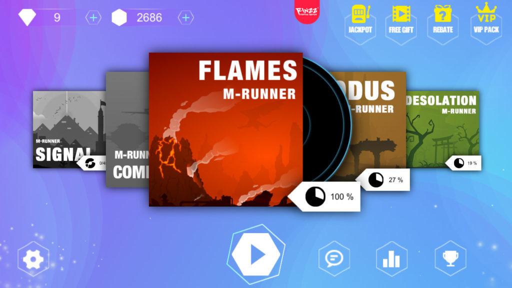دانلود Muse Runner 1.8.0 - بازی موزیکال سخت