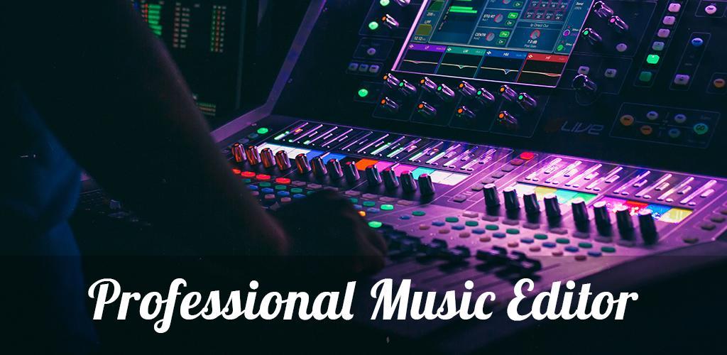 Music Editor - MP3 Cutter and Ringtone Maker PRO