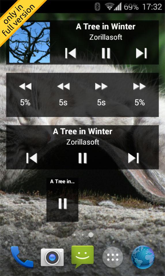 دانلود Music Folder Player Full 2.5.4 - موزیک پلیر پخش فولدر آهنگ ها اندروید !